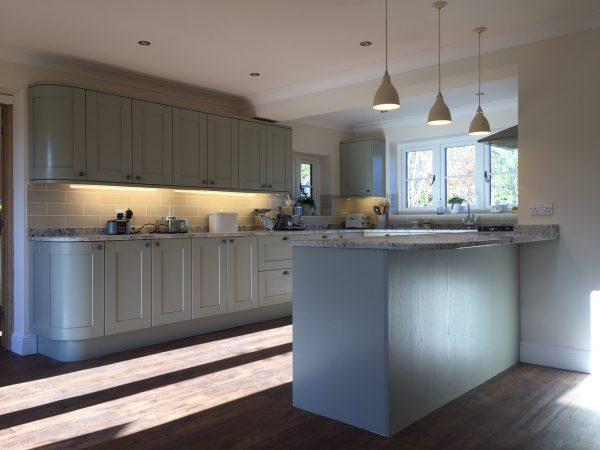 Wyverstone kitchen 2