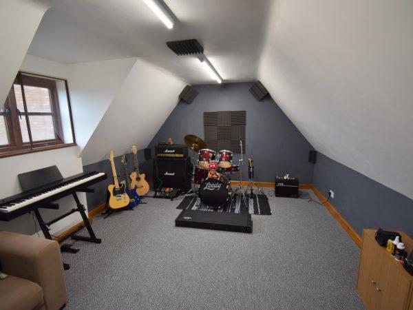 Allen garage conversion