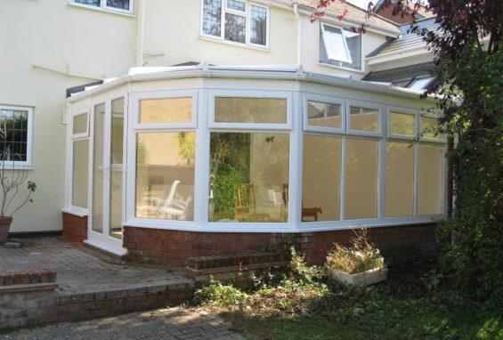 Bury conservatory