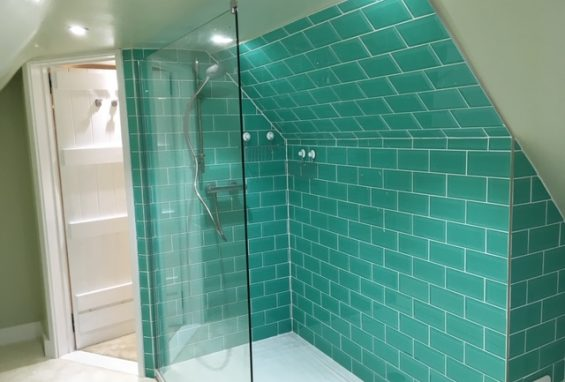 Palmer shower