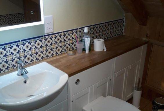 Simonoff bathroom